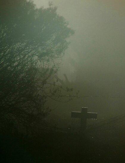 Wudinna cross by Penny Kittel