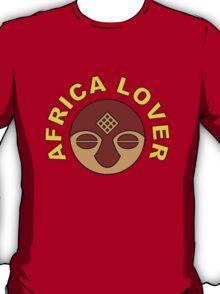 Africa Lover Tee T-Shirt
