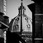 Rome's View - 2009 by Luca Tranquilli