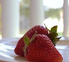 Strawberry by Mattie Bryant