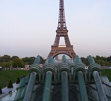 Eiffel or not by roggcar