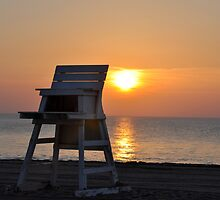 Lifeguard Chair by Corkle