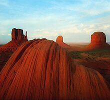 Monument Valley by Patrick  McMullen