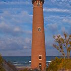Little Sable Point Lighthouse by Rick Montgomery