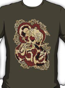 Skull & Snake T-Shirt