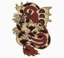 Dragon by chuckcarvalho