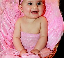 Baby in Pink #2 by Evita
