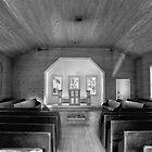 Little Church in the Big Woods II by Lisa G. Putman