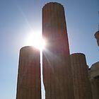 Pillars in Athens by bdorlac
