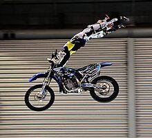 Brad Burch | ShowTime FMX Yamaha Freestyle Team Rider | MotorEx Show Sydney by Gino Iori