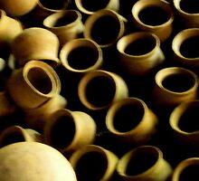 Pottery  from clay  by zmrashi1
