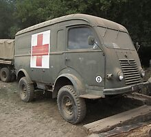 Renault Ambulance by Andy Jordan