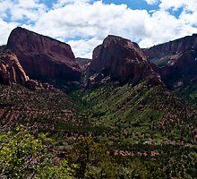 Kolob Canyon, Zion National Park by ejlinkphoto