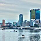 cityscape by Adam Wakefield