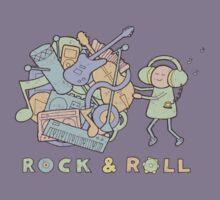 Katamari Rock & Roll by vonplatypus