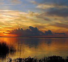 Sunset Panorama 2527-30 by michaelBstone