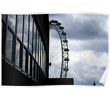 London Eye II Poster
