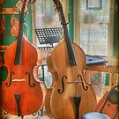 Double Bass by Mark Powers