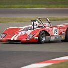 Lola T210 (Bob Houghton) by Willie Jackson