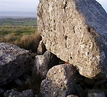 Arthur's Stone Burial Chamber. by Neill Parker