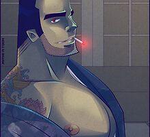 .Yakuza. by JamieATook