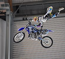 Steve0 Mini #2 | ShowTime FMX Yamaha Freestyle Team Rider | MotorEx Show Sydney by Gino Iori