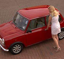 Classic Mini by Darren Brown