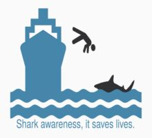 Shark Awareness by sledgehammer