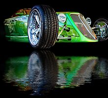 "chip foose ""HEMISFEAR"" by Robert Beck"