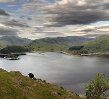 Haweswater Panoramic by Thomas Banks