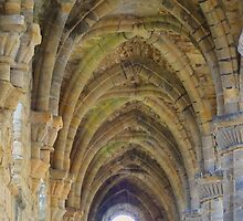 Through The Arched Window by Sandra Cockayne