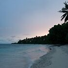 Eneko Island Sunset by Skye Hohmann