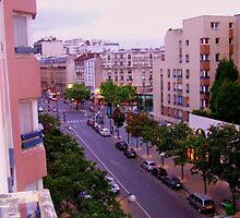 rue Linois central Paris!!! by Rusty  Gladdish
