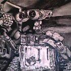 Wall-E: Animated Animation by Nikki Portanova