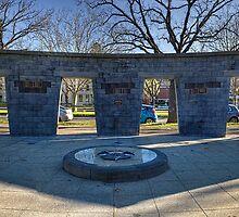 Victoria Police Memorial • Melbourne • Australia by William Bullimore