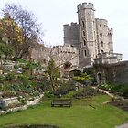 Windsor Castle Garden by roggcar