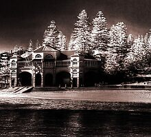 Indiana Tea House #3, Cottesloe Beach, Perth WA by BigAndRed