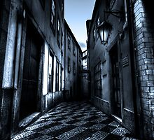 Alley of broken hearts challenge by Angela King-Jones