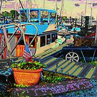Docked Pop Art by bbrisk
