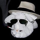 Smoking Bed Head by imagic