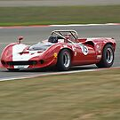 Lola T70 MK3 Spyder by Willie Jackson