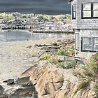 Beauty in Rockport, MA by bbrisk