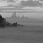 Tallebudgera Headland by GeoffSporne