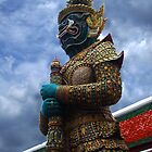 Thai Warrior by Steve Henschke