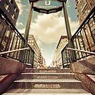 Berlin - Urban Core | 02 by Frank Waechter