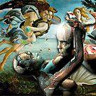 The Big Botticelli make-over (Pimp Your Painters) by Desirée Glanville