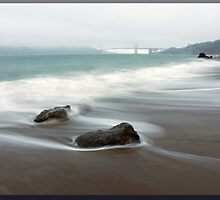 Playa Rocas Golden Gate by gerardofm4