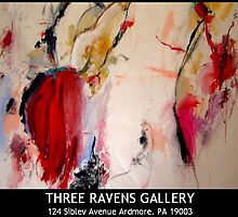 Three Ravens Gallery - Grand Opening - November, 27th 2009 by Three Ravens  Gallery