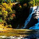 Ithaca Falls by AlGrover