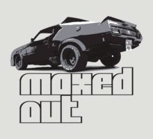 MAXED OUT by Josh Prior